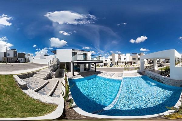 Foto de casa en venta en paseo de las pitahayas , desarrollo habitacional zibata, el marqués, querétaro, 14021620 No. 01