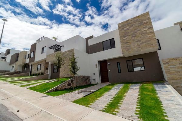 Foto de casa en venta en paseo de las pitahayas , desarrollo habitacional zibata, el marqués, querétaro, 14021620 No. 02