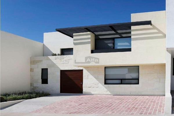 Foto de casa en venta en paseo de las pitahayas , desarrollo habitacional zibata, el marqués, querétaro, 9129459 No. 01