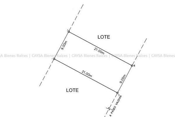 Foto de terreno habitacional en venta en paseo de las rinconadas , bosques del valle, chihuahua, chihuahua, 13462266 No. 02