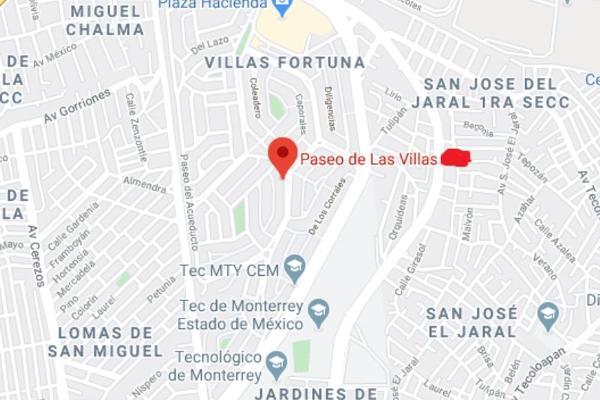 Foto de casa en venta en paseo de las villas 0, la remolacha, atizapán, méxico, 12275165 No. 02