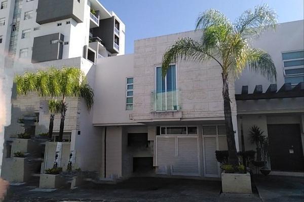 Foto de casa en renta en paseo de lomas altas , lomas altas, zapopan, jalisco, 9918505 No. 01