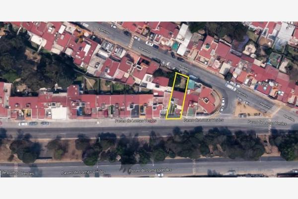 Foto de casa en venta en paseo de lomas verdes 0, ciudad satélite, naucalpan de juárez, méxico, 8850787 No. 02