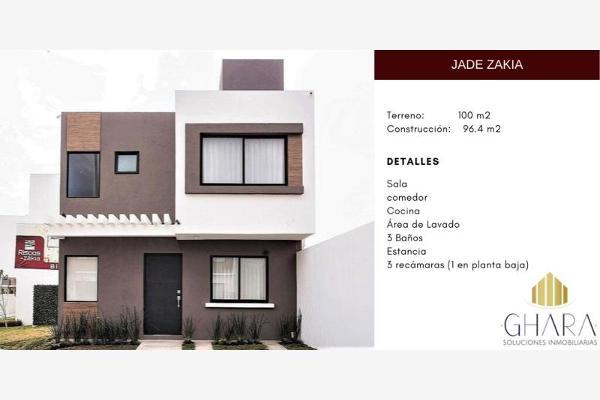 Foto de casa en venta en paseo de los alcatraces , residencial el parque, el marqués, querétaro, 8869085 No. 01