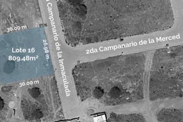 Foto de terreno habitacional en venta en paseo de los claustros, campanario de la inmaculada. , el campanario, querétaro, querétaro, 14022323 No. 03