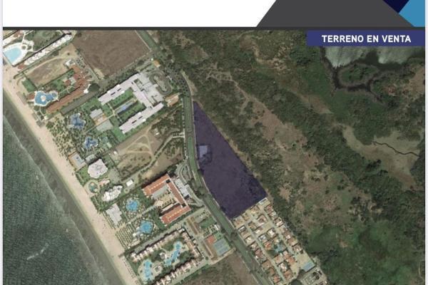 Foto de terreno habitacional en venta en paseo de los cocoteros , nuevo vallarta, bahía de banderas, nayarit, 14029222 No. 01