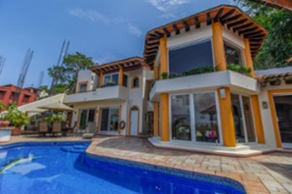 Foto de casa en venta en paseo de los delfines 125, conchas chinas, puerto vallarta, jalisco, 9912885 No. 01