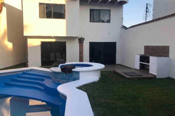 Foto de casa en venta en paseo de los laureles -, las fincas, jiutepec, morelos, 6188621 No. 01