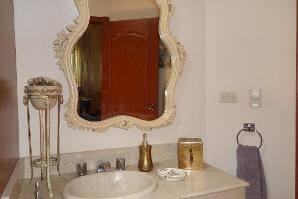 Foto de casa en venta en paseo de los nogales , residencial las isabeles, torreón, coahuila de zaragoza, 3529456 No. 20