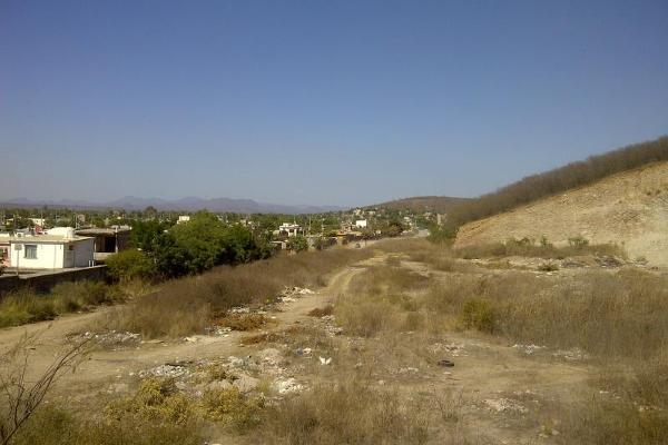 Foto de terreno habitacional en venta en paseo de los olivos sin número, la pitahayita, culiacán, sinaloa, 3535831 No. 04