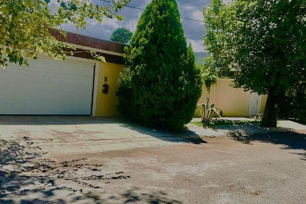 Foto de casa en venta en paseo de los rosales , parques de la cañada, saltillo, coahuila de zaragoza, 5872699 No. 01