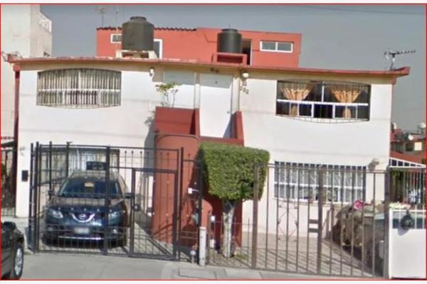 Foto de casa en venta en paseo de los sauces 60, valle del tenayo, tlalnepantla de baz, méxico, 8321562 No. 01