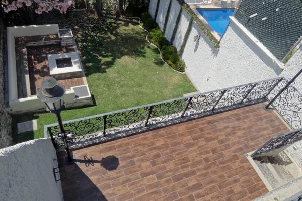 Foto de casa en venta en paseo de los tabachines 56, club de golf, cuernavaca, morelos, 10204281 No. 01