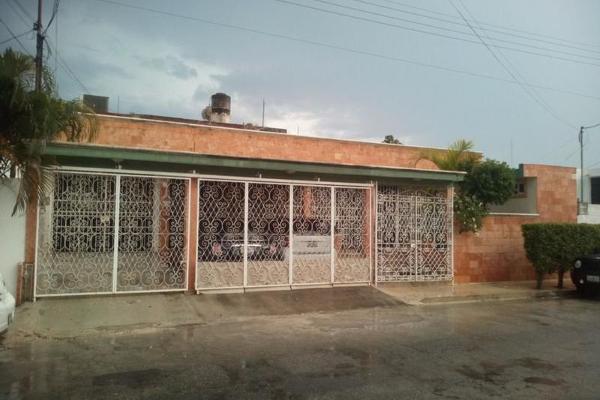 Foto de casa en venta en  , paseo de montejo, mérida, yucatán, 7975168 No. 01