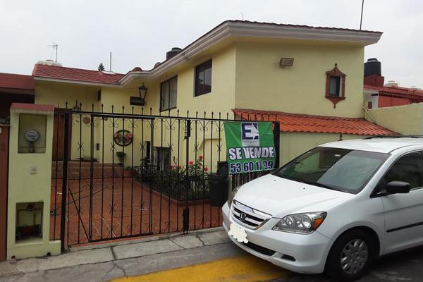 Foto de casa en venta en paseo de san jacinto 49, la alteña iii, naucalpan de juárez, méxico, 5439760 No. 01