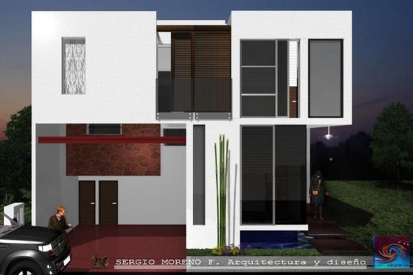 Foto de casa en venta en paseo de torija , vista real, san andrés cholula, puebla, 20070850 No. 01