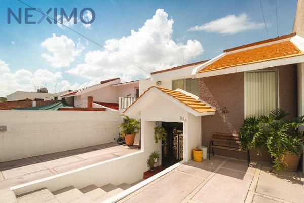 Foto de casa en venta en paseo de tunez 420, tejeda, corregidora, querétaro, 5890939 No. 01