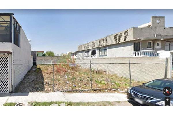 Foto de terreno habitacional en venta en paseo del acueducto , ojo de agua, tecámac, méxico, 13385330 No. 01