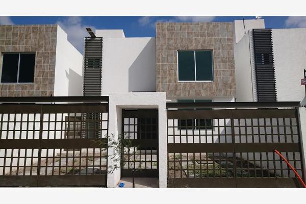 Foto de casa en venta en paseo del águila real 80, valle real residencial, corregidora, querétaro, 5971470 No. 01