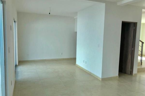 Foto de casa en venta en paseo del águila real 80, valle real residencial, corregidora, querétaro, 5971470 No. 02