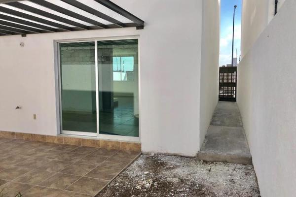 Foto de casa en venta en paseo del águila real 80, valle real residencial, corregidora, querétaro, 5971470 No. 06