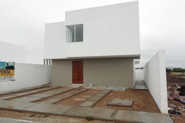 Foto de casa en venta en paseo del alcatraz , santa fe, corregidora, querétaro, 14022765 No. 01
