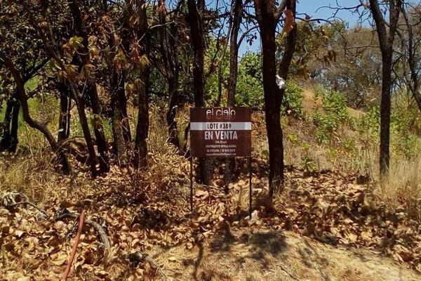 Foto de terreno habitacional en venta en paseo del cielo 389, cofradia de la luz, tlajomulco de zúñiga, jalisco, 15214142 No. 01