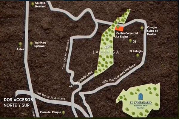 Foto de terreno habitacional en venta en paseo del cultivo, aragón ii la espiga 1001, residencial el refugio, querétaro, querétaro, 0 No. 07