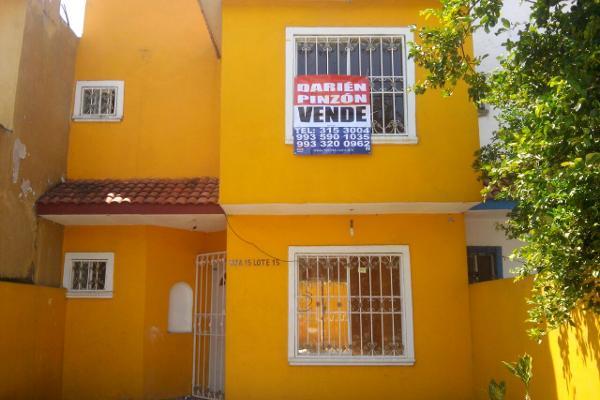 Foto de casa en venta en paseo del jaguar , pomoca, nacajuca, tabasco, 3464810 No. 01