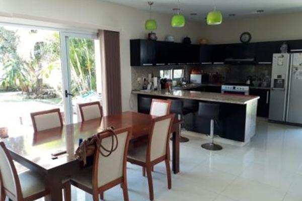 Foto de casa en venta en paseo del mar , campestre, benito juárez, quintana roo, 6141682 No. 01