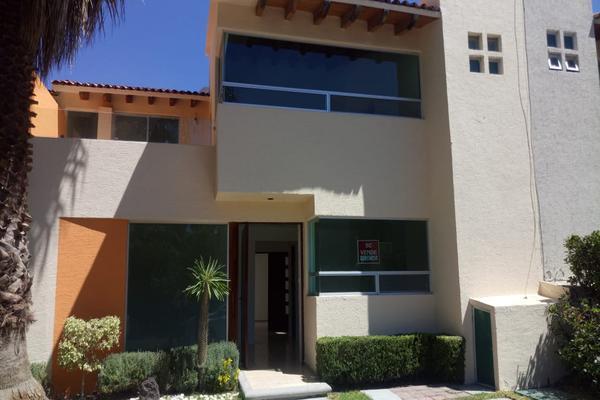 Foto de casa en condominio en venta en paseo del marqués de la villa del villar del águila , claustros de las misiones, querétaro, querétaro, 8266905 No. 01
