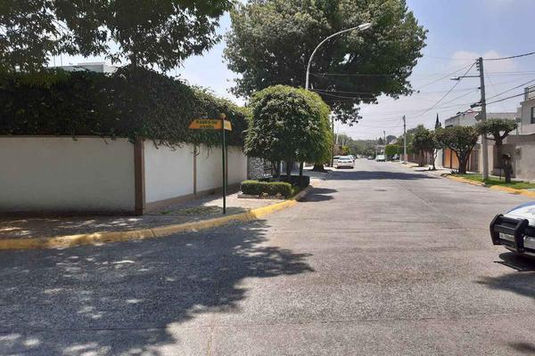 Foto de terreno habitacional en venta en paseo del otoño , la florida, naucalpan de juárez, méxico, 15321166 No. 12