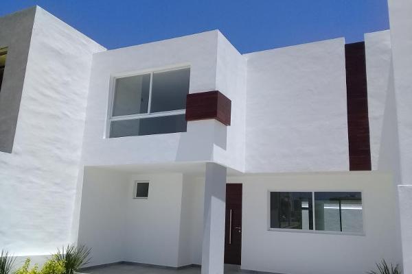 Foto de casa en venta en paseo del prado 000, condominio q campestre residencial, jesús maría, aguascalientes, 8861255 No. 01