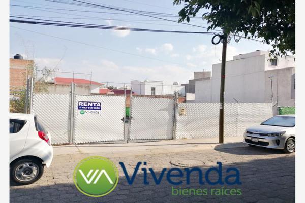 Foto de terreno comercial en renta en paseo del prado 1, el prado, querétaro, querétaro, 19501223 No. 01