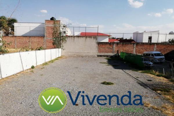 Foto de terreno comercial en renta en paseo del prado 1, el prado, querétaro, querétaro, 19501223 No. 02