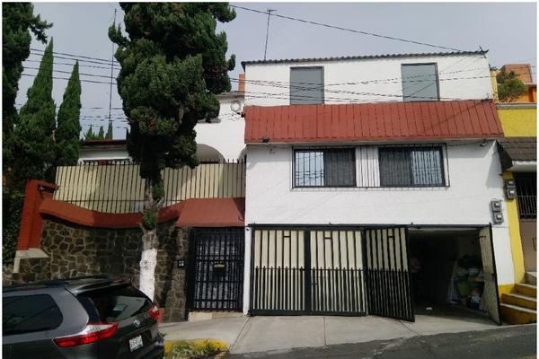 Foto de casa en venta en paseo del pregonero , colina del sur, álvaro obregón, df / cdmx, 9208508 No. 01