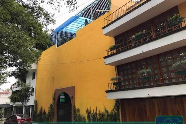Foto de departamento en venta en paseo del rio , fortín de chimalistac, coyoacán, df / cdmx, 5412370 No. 01