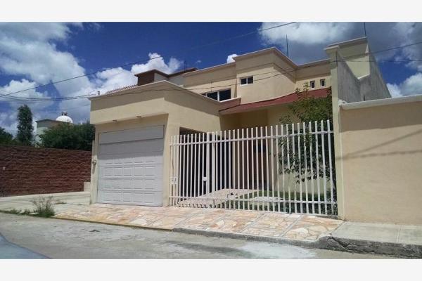 Foto de casa en venta en  , paseo del saltito, durango, durango, 5932260 No. 01