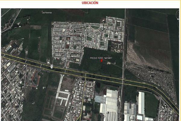 Foto de terreno habitacional en venta en  , paseo del valle real, tepic, nayarit, 14024430 No. 06