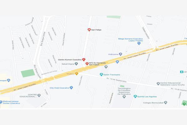 Foto de casa en venta en paseo ex haciendas san felipe 0, ex-hacienda san felipe 2a. sección, coacalco de berriozábal, méxico, 18108390 No. 02