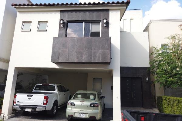 Foto de casa en renta en paseo gabriela , zona valle oriente norte, san pedro garza garcía, nuevo león, 6183470 No. 01