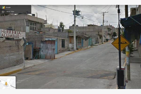 Foto de terreno habitacional en venta en paseo ixtlixochitl 00, ixtapaluca centro, ixtapaluca, méxico, 17743329 No. 02