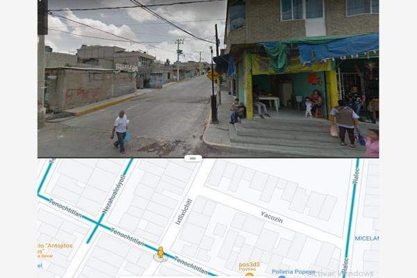 Foto de terreno habitacional en venta en paseo ixtlixochitl 00, ixtapaluca centro, ixtapaluca, méxico, 17743357 No. 03