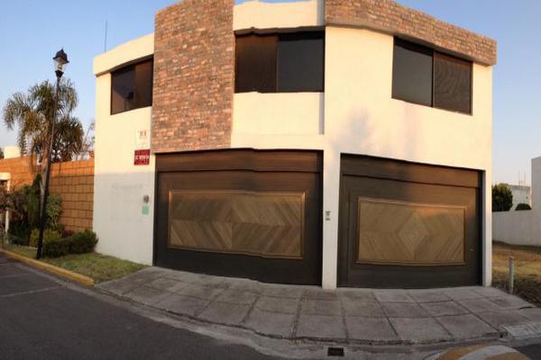 Foto de casa en renta en paseo la escondida 92, la escondida, san andrés cholula, puebla, 8877045 No. 01