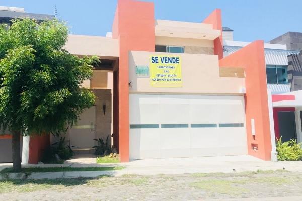 Foto de casa en venta en paseo laureles , paseo de la hacienda, colima, colima, 5442722 No. 01