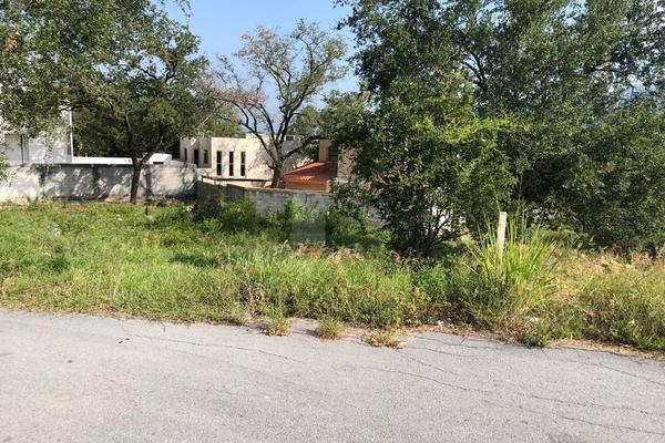 Foto de terreno habitacional en venta en paseo lisboa , la ciénega, santiago, nuevo león, 9130033 No. 01