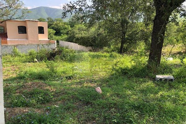 Foto de terreno habitacional en venta en paseo lisboa , la ciénega, santiago, nuevo león, 9130033 No. 03