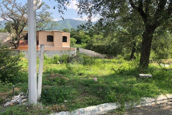 Foto de terreno habitacional en venta en paseo lisboa , la ciénega, santiago, nuevo león, 9130033 No. 04