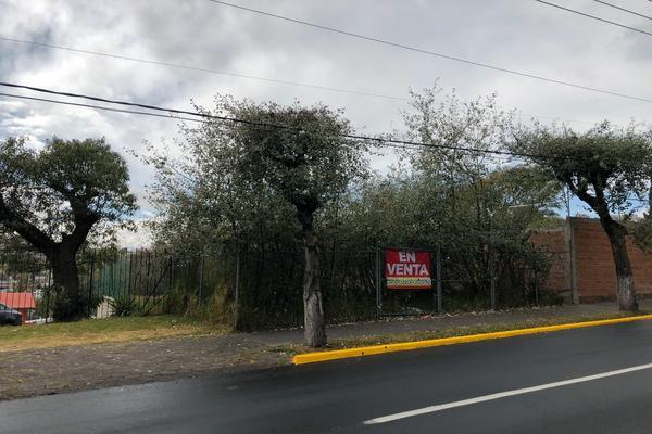 Foto de terreno habitacional en venta en paseo matlazincas 233 , san luis obispo, toluca, méxico, 19318562 No. 01