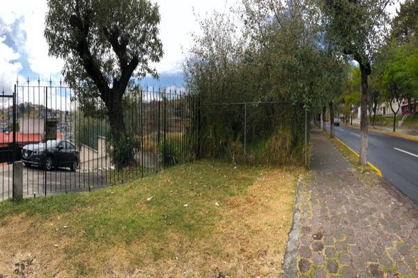 Foto de terreno habitacional en venta en paseo matlazincas 233 , san luis obispo, toluca, méxico, 19318562 No. 06